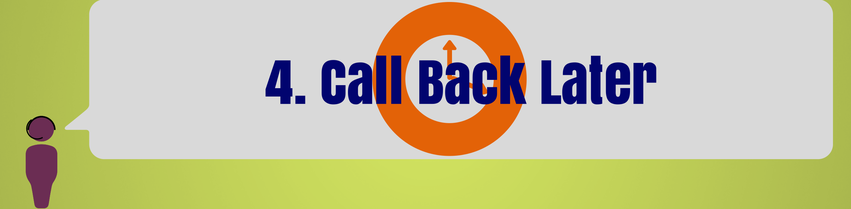 Negotiating Your Cable Bill: Call Back Later