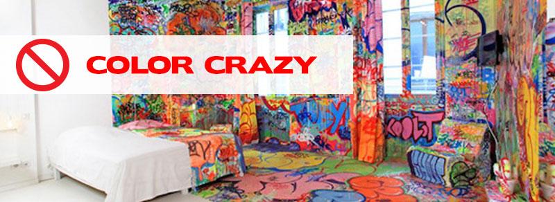 Bad Home Renovations Color Crazy