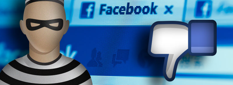Why You're A Target For A Facebook Robbery