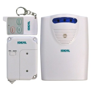 Ideal Security Inc Garage Alarms