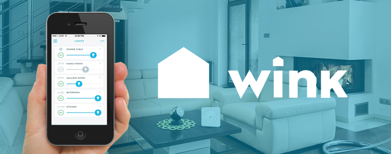 Sync All Your Home's Devices With Wink Home Automation