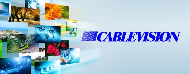 Cablevision Systems Optimum Line TV