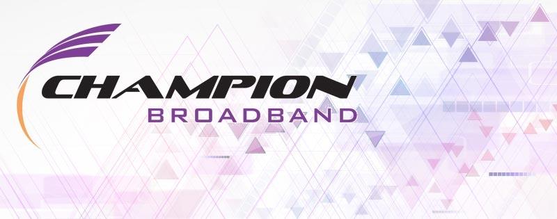 Champion Broadband TV Provider
