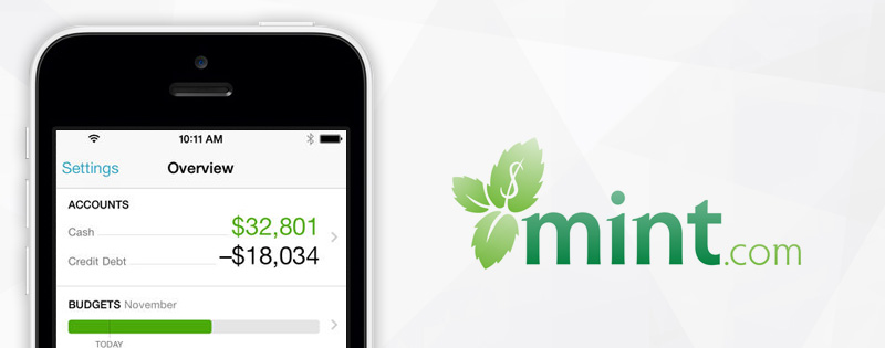 mint online banking