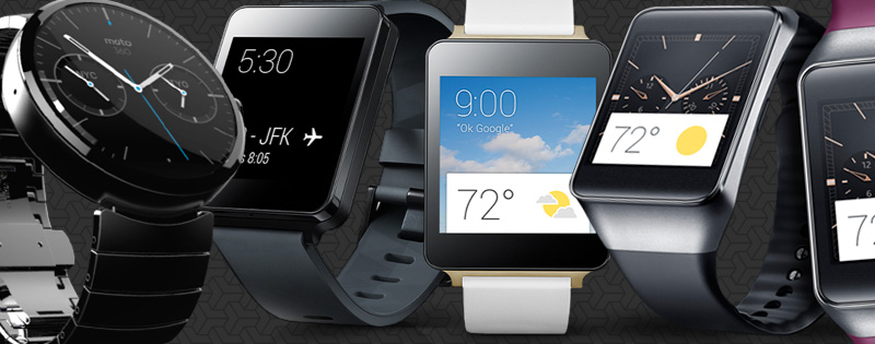 Google i/o 2014 wearables