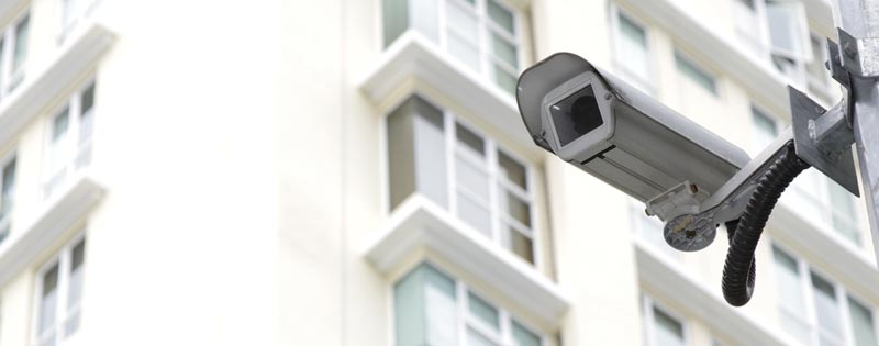 Apartment Building Security: Wireless Systems