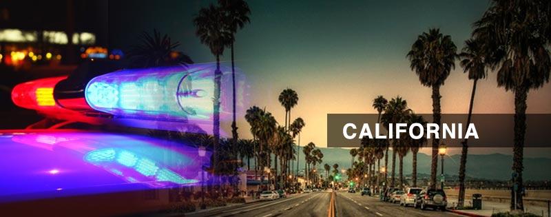 California Crime Rates