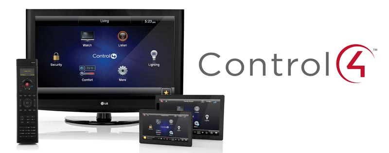 Control4 Brings Together Home Automation And Security