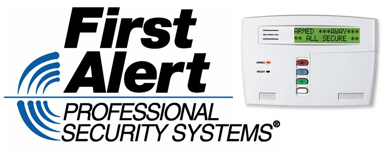 First Alert Professional Carries Wireless Home Security Systems