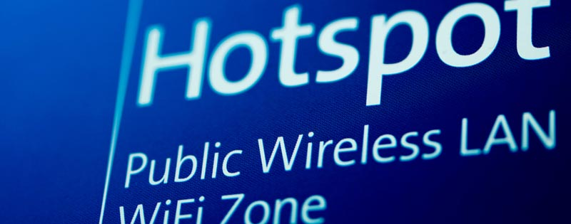 ISPs Offering Free Wi-Fi Hotspots On The Go