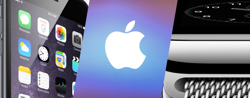 Apple Introduces IPhone 6, Apple Pay, And Apple Watch