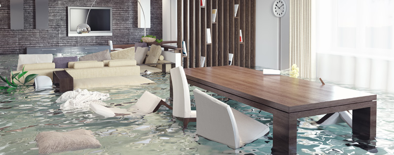 How Water Damage Affects Home Insurance