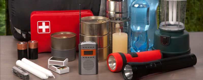 Top 10 Items For Your Emergency Survival Kit