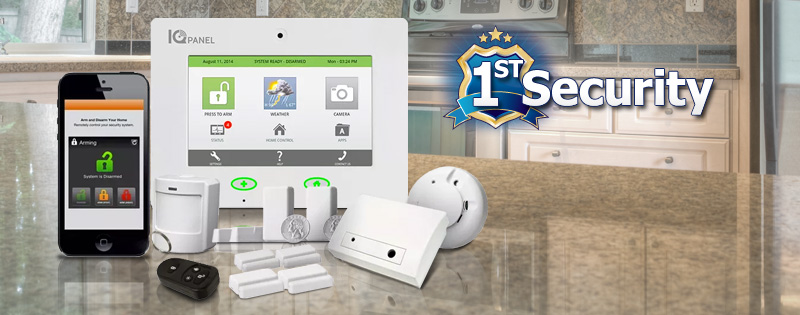 1st Security: Keeping Your Home Safe And Sound