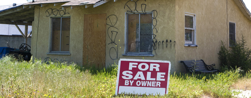 Reneging On A Property Sale