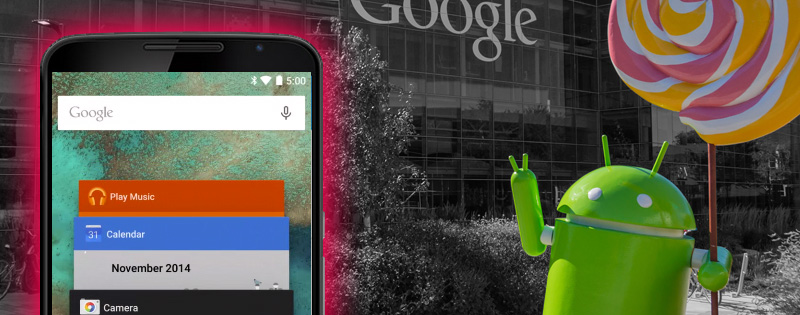 The 4 Must Know Features Of Android Lollipop