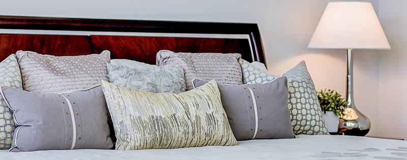 bedroom staging karen otto