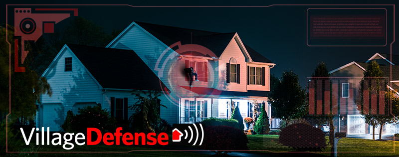 Start A Tech Savvy Neighborhood Watch With Village Defense